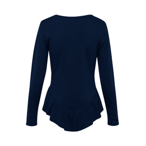 Sweater with Ruffles - guimanos-store