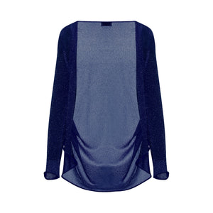 Sweater with Lurex