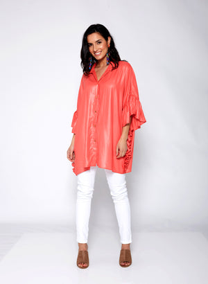 Side Sheet Tunic - guimanos-store