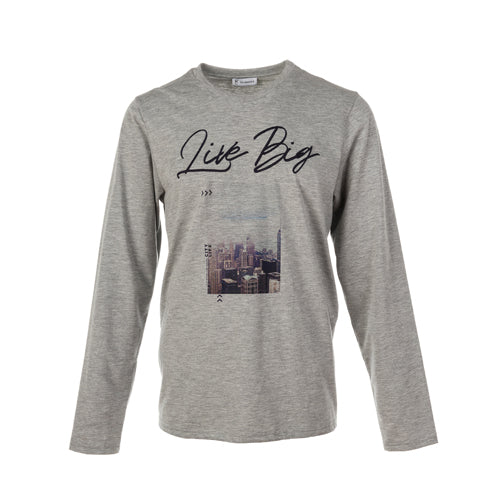 SweatShirt 'Live Big'