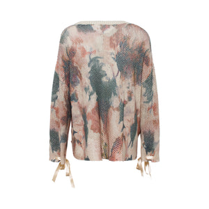 Sweater with flowers - guimanos-store