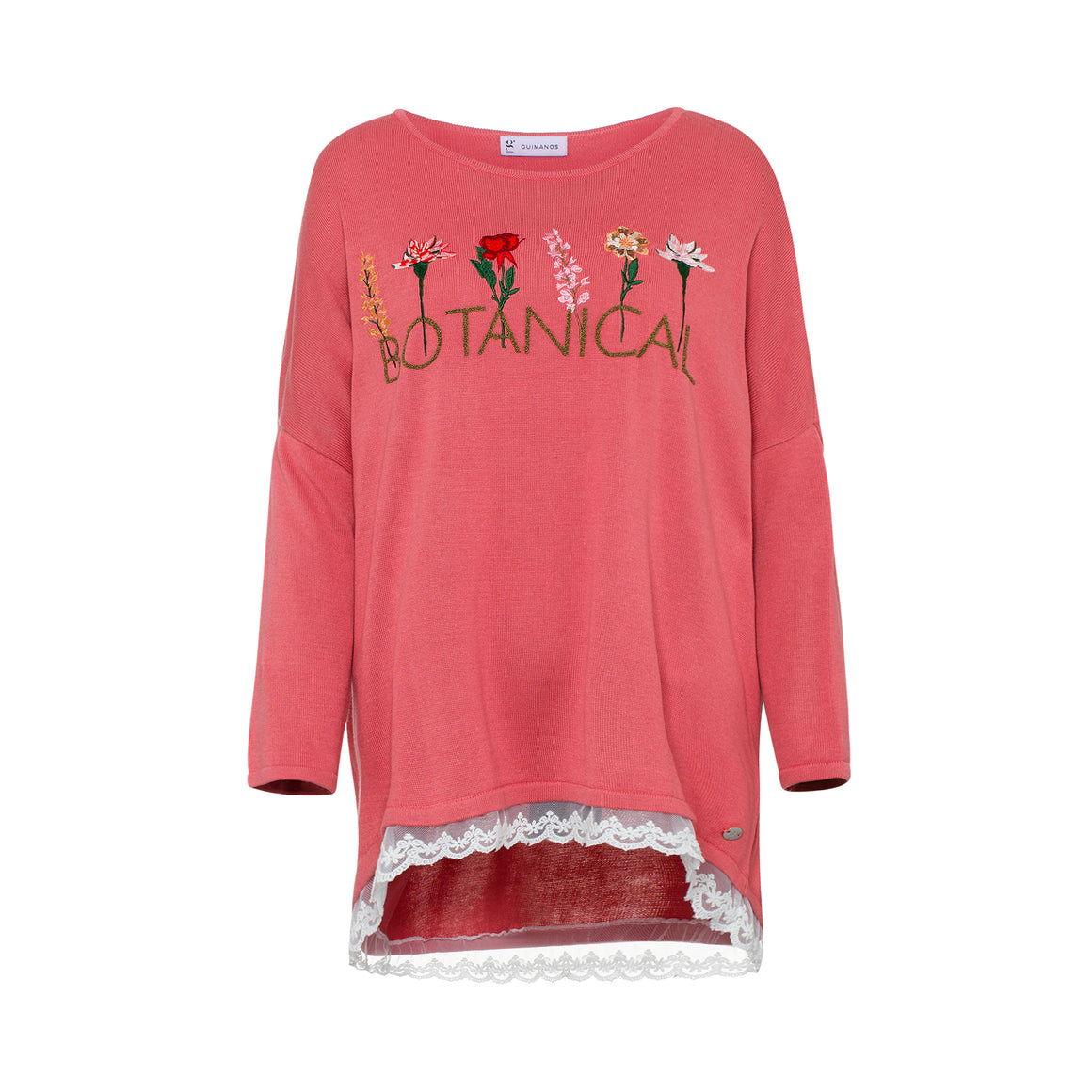 Botanical Sweater