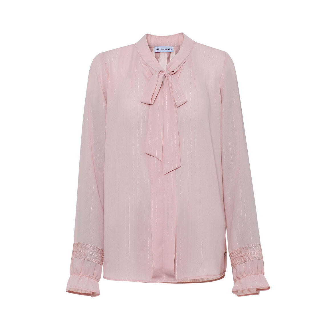 Bow Blouse - guimanos-store