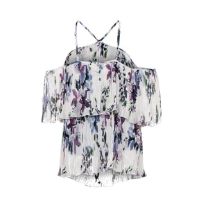 Flowers Blouse - guimanos-store