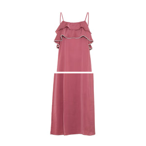 Frilled Dress - guimanos-store
