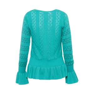Frilled Sweater - guimanos-store