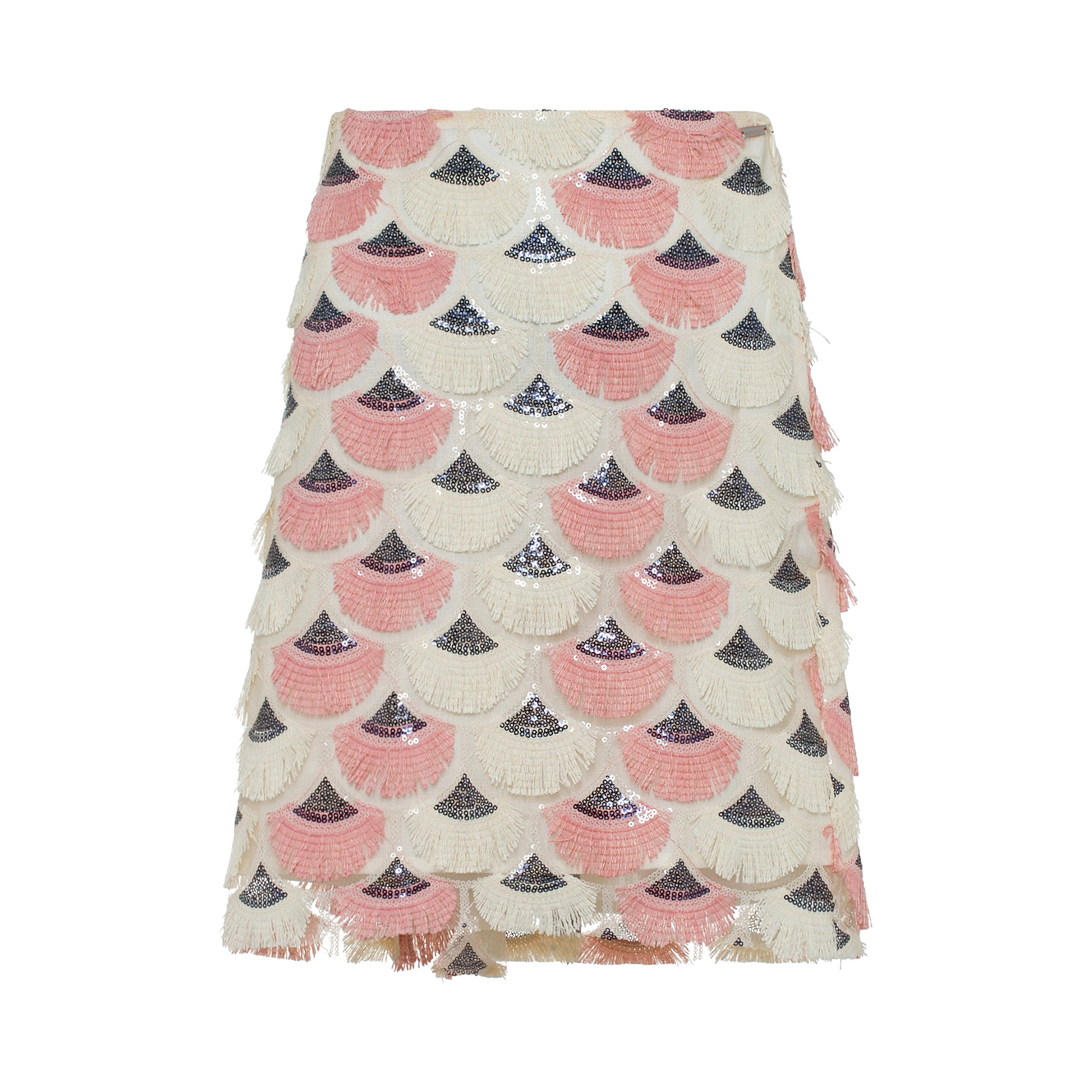 Skirt with Sequins - guimanos-store