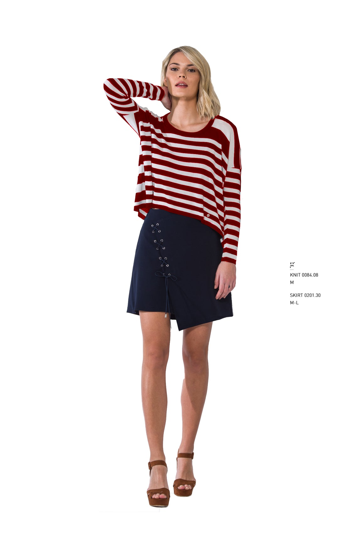 Stripped Knit - guimanos-store
