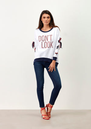 SweatShirt Don't Look
