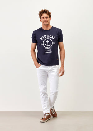 T-Shirt Nautical - guimanos-store