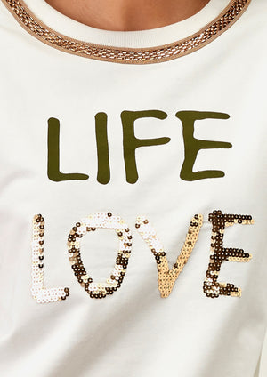 Camisola Life Love - guimanos-store