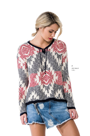 Open Sweater - guimanos-store
