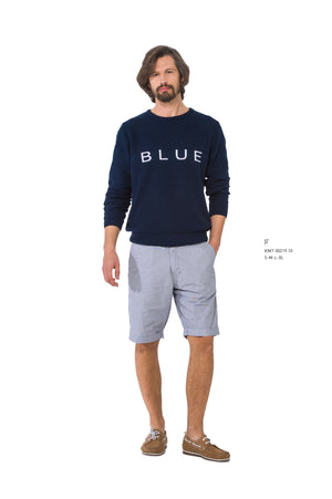 Blue Sweater - guimanos-store