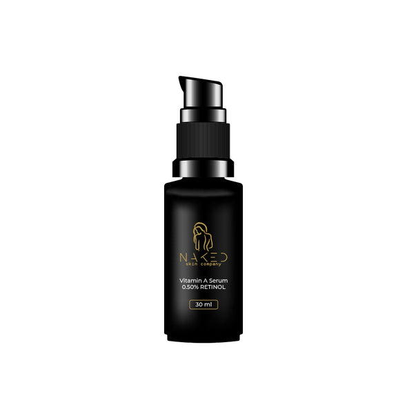 Naked Skin Vitamin A 0.50% Retinol Serum