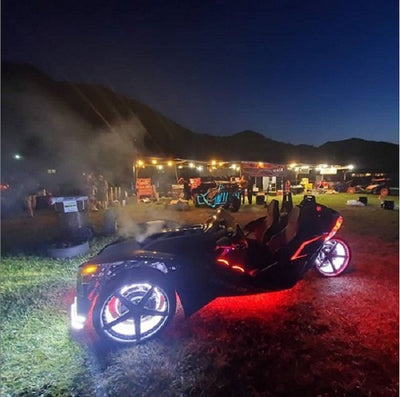 Waterproof Shockproof Led Wheel Lights - Goodssay