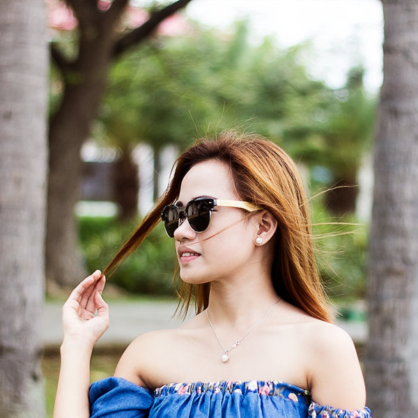 tips to choosing bamboo sunglasses for women