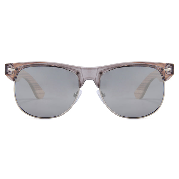 Newham - 04 - Silver Mirror Polarized Lens