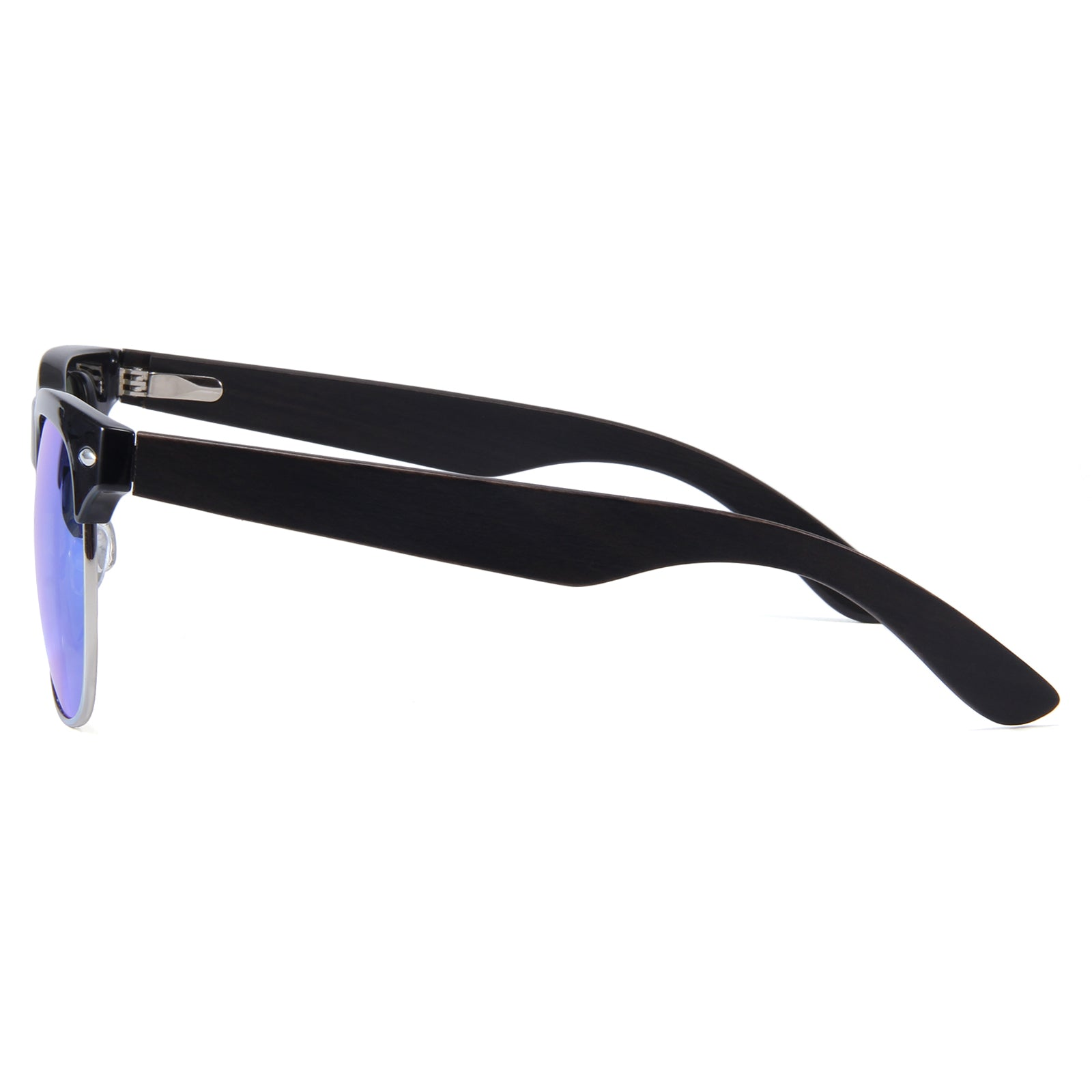 Newham - 03 - Blue Mirror Polarized Lens