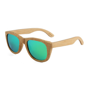 Eastcliff - 05 - Green Mirror Polarized Lens