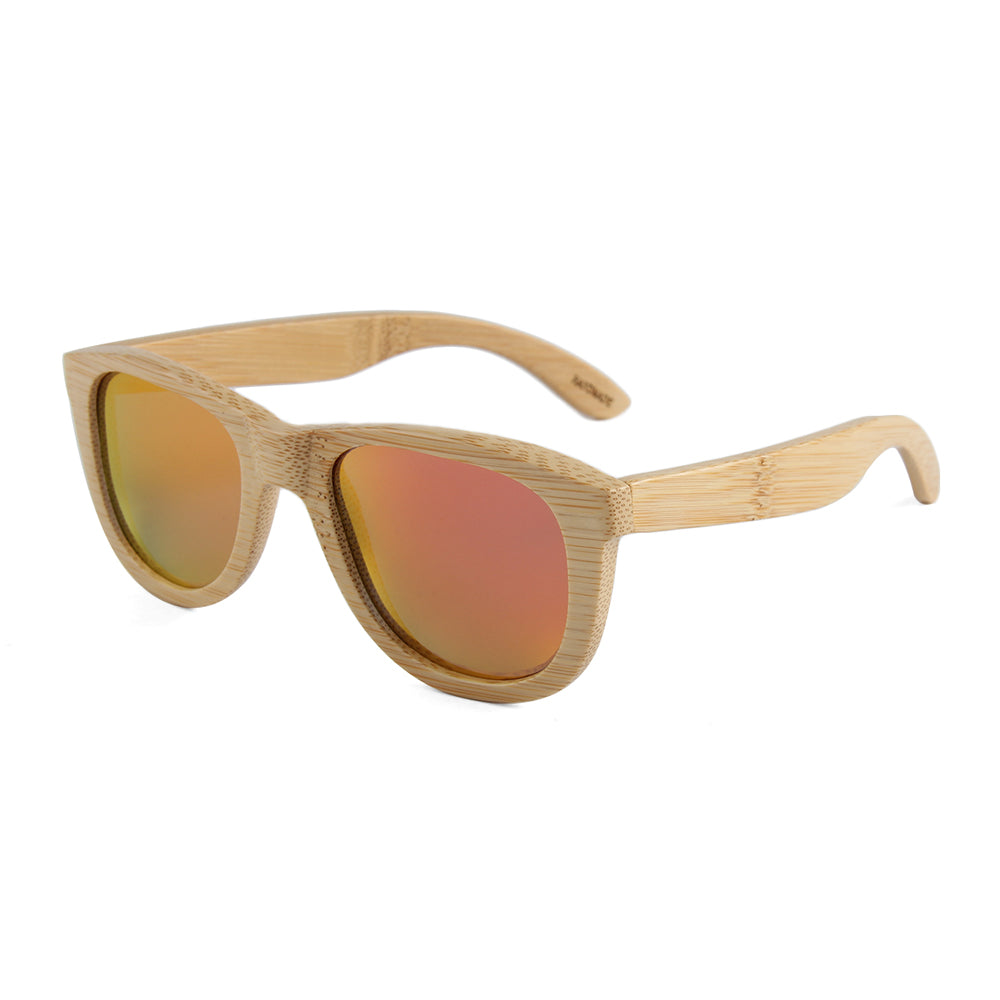 Eastcliff - 02 - Red Mirror Polarized Lens
