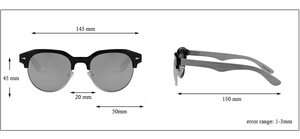 Dellen - 01 - Smoked Polarized Lens