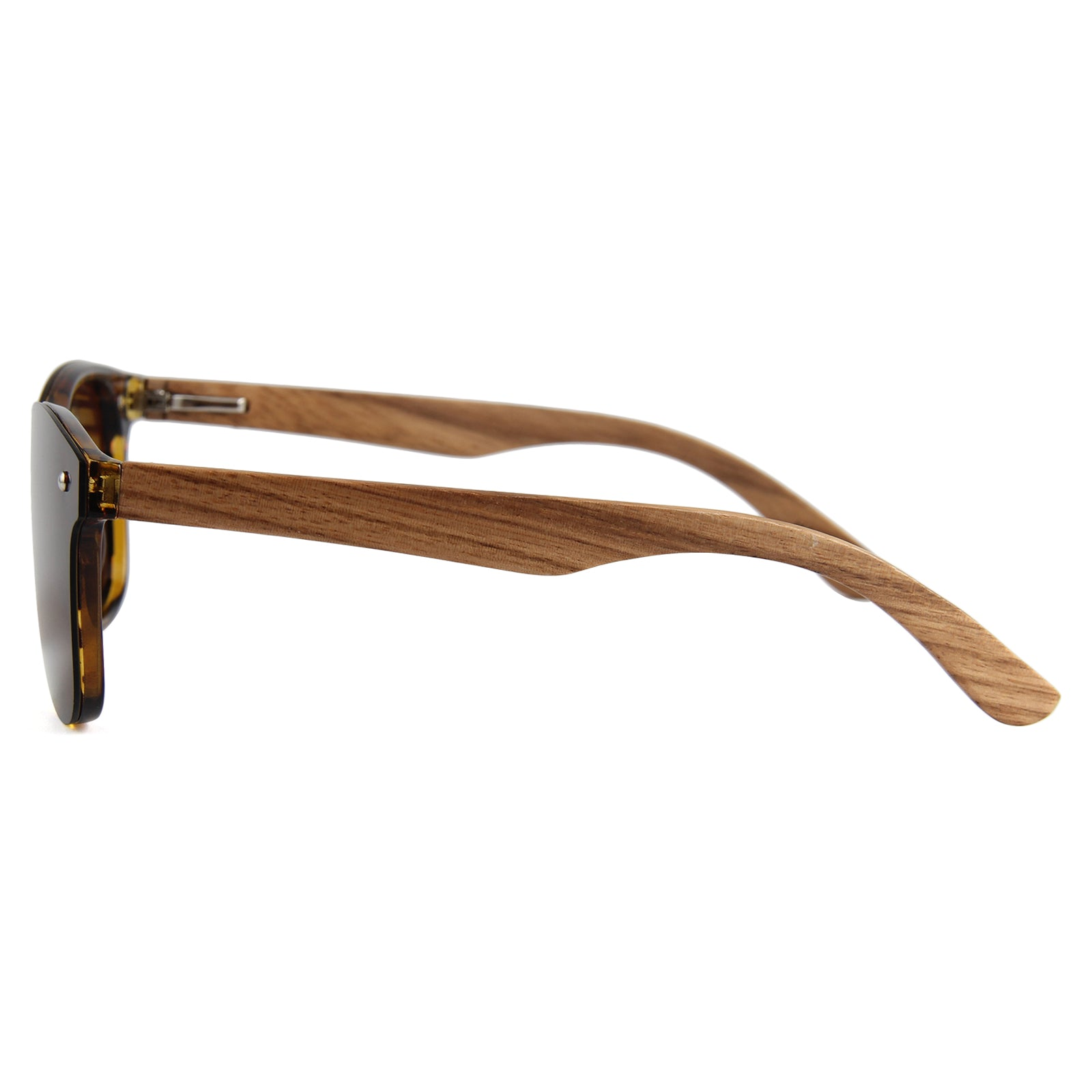 Berkton Wooden Sunglass Brown Polarized Lens online