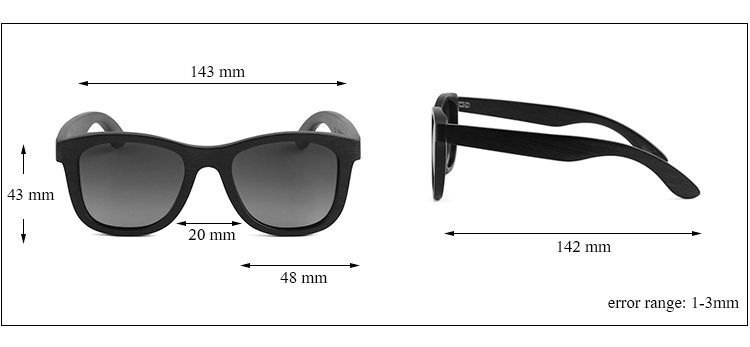 Blaker - 03 - Blue Mirror Polarized Lens