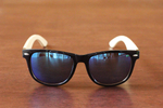 falman blue mirror lens bamboo sunglasses philippines