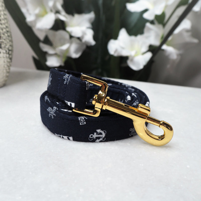 'Nautical' Dog Lead