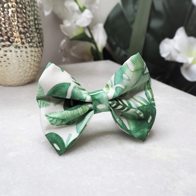 'Tropical' Bow Tie