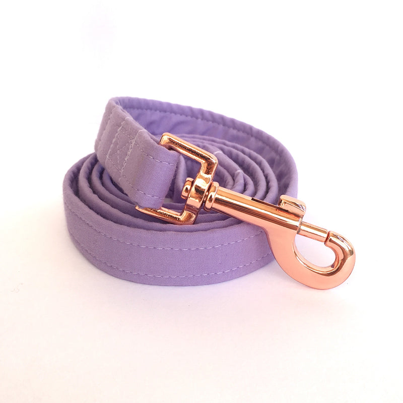 'Lavender' Dog Lead