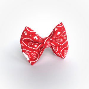 'Scandinavian Christmas' Bow Tie