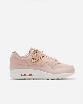 the best attitude bbae1 8ca92 Nike Air Max 1 Premium Particle Beige Womens Sneaker 454746-206