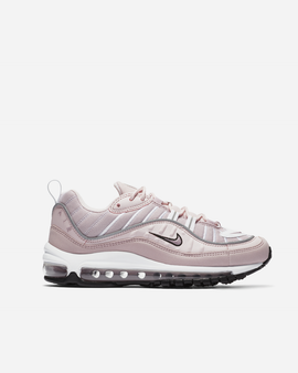 release date 4c6a7 d4303 Nike Air Max 98 Barely Rose Womens Sneaker AH6799-600