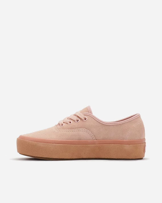 Authentic Platform 2.0 Suede Outsole Evening Sand/Muted Clay