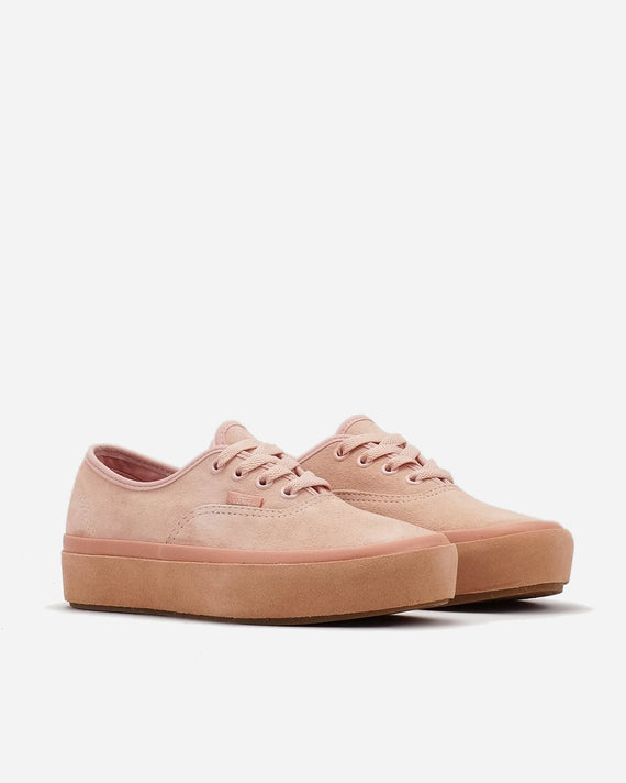 7dc6113a Authentic Platform 2.0 Suede Outsole Evening Sand/Muted Clay