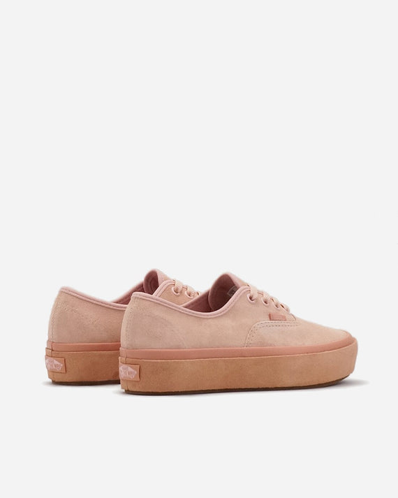 72ca2500aa Vans Authentic Platform 2.0 Suede Outsole Evening Sand Muted Clay  VNA3AV8QB2 – themefashion 8