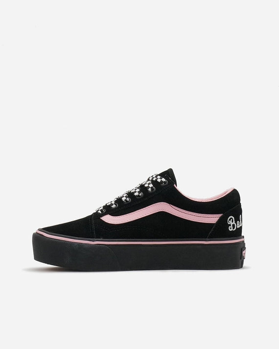316678e2774 Lazy Oaf X Vans Old Skool Platform Black VNA3B3UR2O – themefashion 8