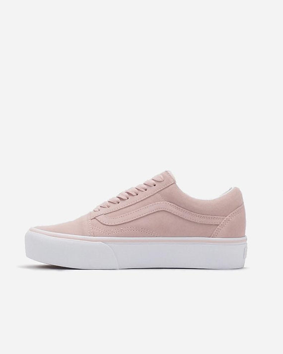 ec03307c89c Vans Old Skool Platform Sepia Rose True White VNA3B3UPVE – themefashion 8