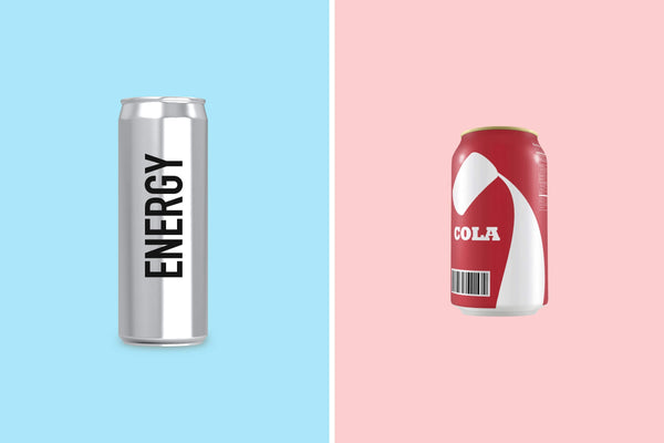 Energy Drinks vs. Soda: Pros and Cons of Each