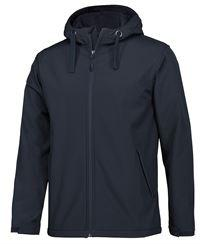 Podium Water Resistant Hooded Softshell Jacket