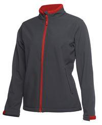 Podium Ladies Water Resistant Softshell Jacket