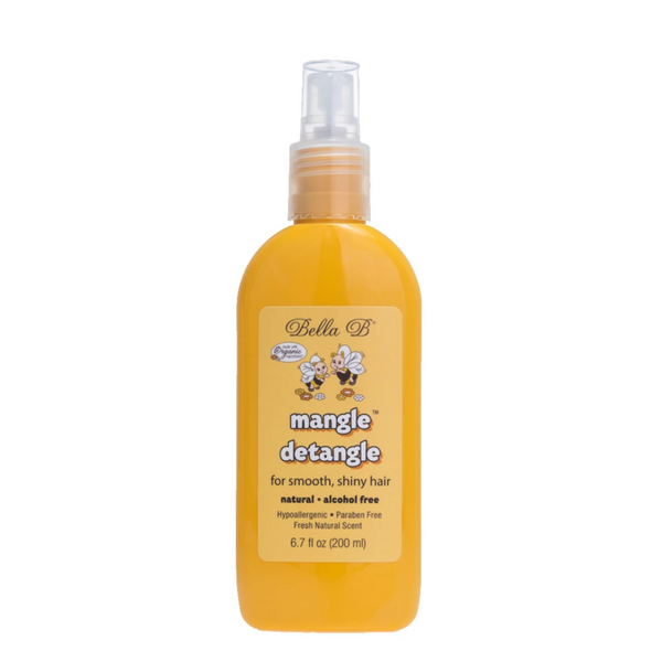 Mangle Detangle Natural Hair Detangler 6.7oz