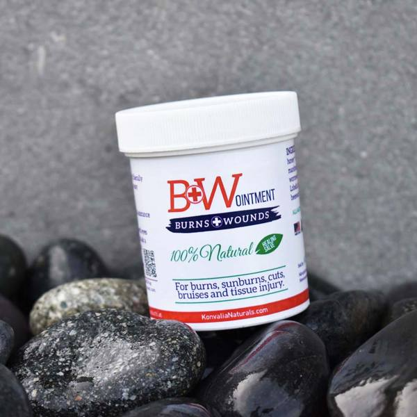 B&W OINTMENT - Free Sample