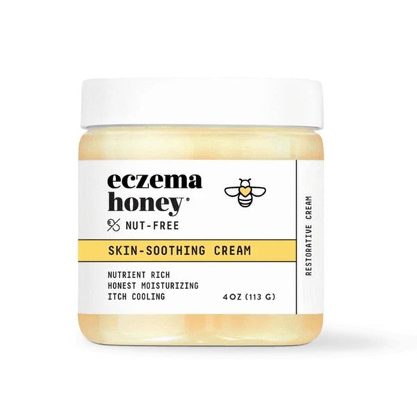 Nut-Free Eczema Honey - Natural Healing Cream - Konvalia Naturals | Natural Skin Care Products
