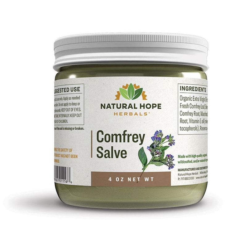 Comfrey Salve - Konvalia Naturals | Natural Skin Care Products