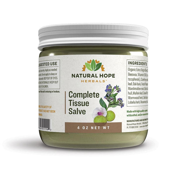 Complete Tissue Salve - Konvalia Naturals | Natural Skin Care Products