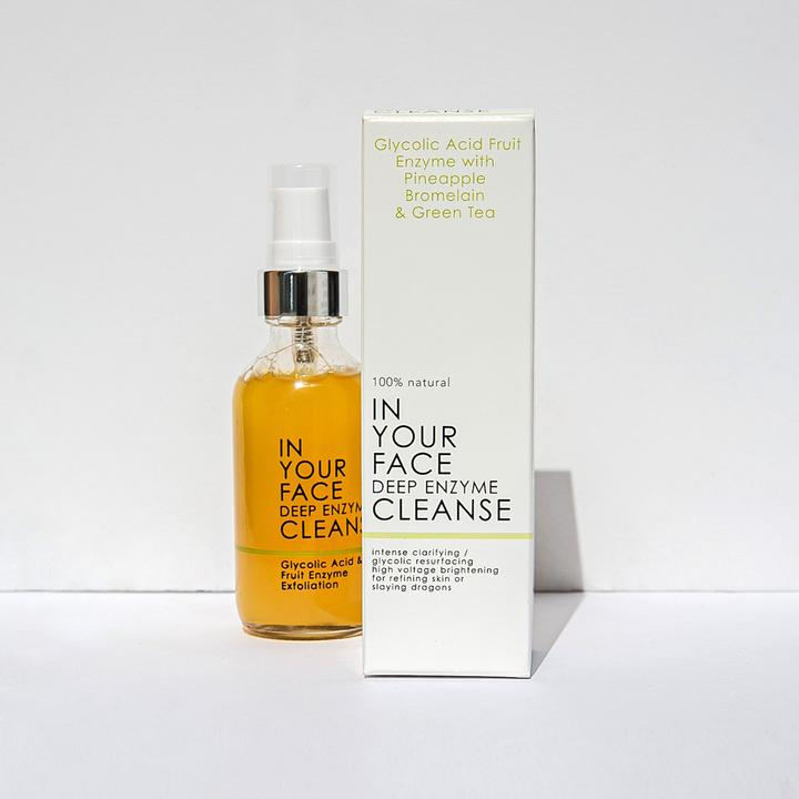 Deep Enzyme Cleanse - 2 oz.
