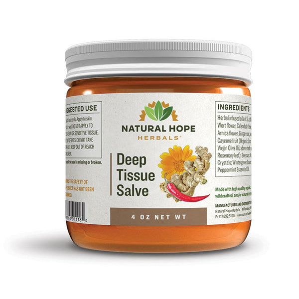 Deep Tissue Salve - Konvalia Naturals | Natural Skin Care Products