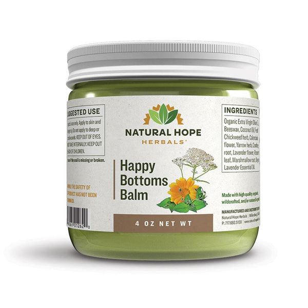 Happy Bottoms Balm - Konvalia Naturals | Natural Skin Care Products